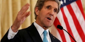 John Kerry: Saving Kobane Not Part of Strategy