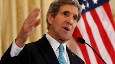 John Kerry: Saving Kobane Not Part of Strategy
