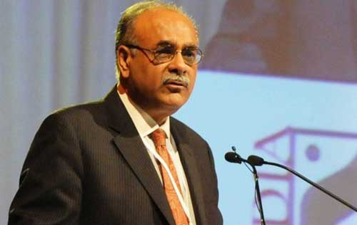 Najam Sethi Removed as PCB Chairman