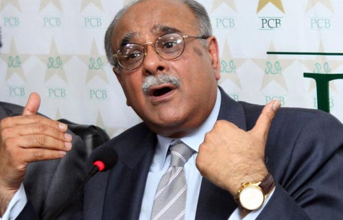 PTI Wants Najam Sethi to Resign