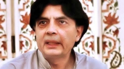 PML-N Team Fails to Woo Estranged Nisar Ali Khan