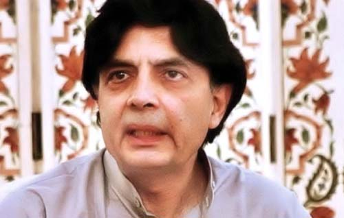 Nisar Ali Khan Issues FIA Stern Warning