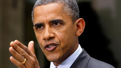Obama: US 'at War With Those Perverting Islam'