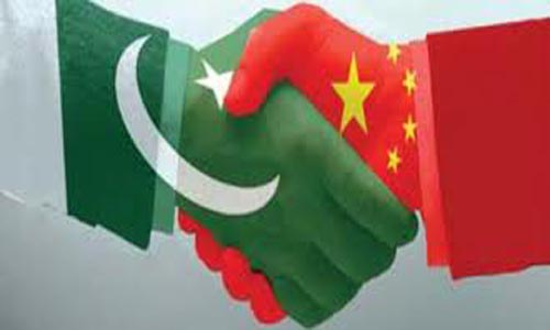 China reassures Pakistan
