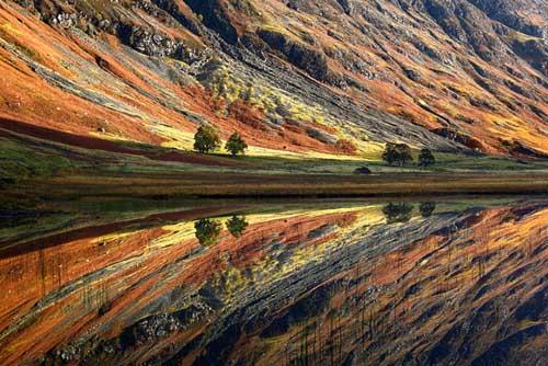 Rannoch Moor valley