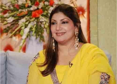 Saira Naseem singer