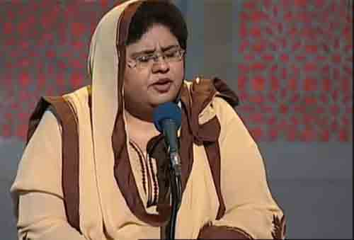 Shazia Manzoor singer