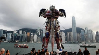 'Transformers 4' blasts to top of American Box Office