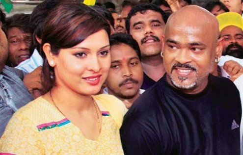 indian cricketer Vinod Kambli