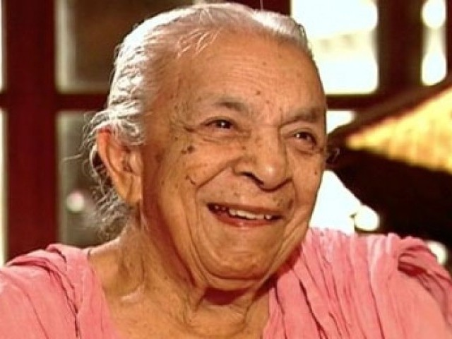 Zohra Sehgal indian actress