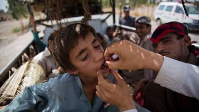 Over 375,000 IDP Children Vaccinated