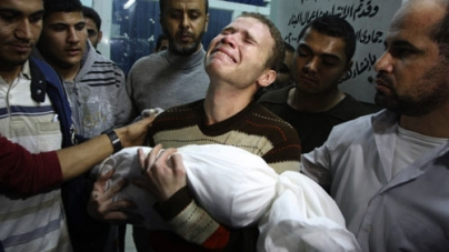 Gaza Death Toll Hits 800 on 18th Day of Israeli Attacks