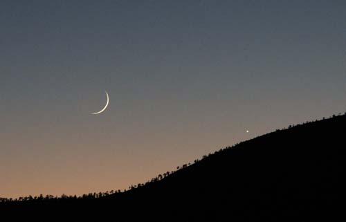 Eid-ul-Fitr Moon