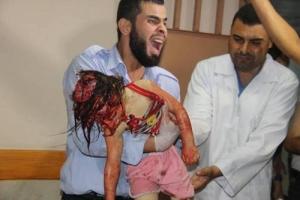 horror child killed israel