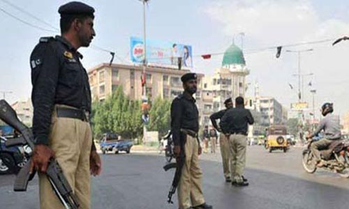 Three Policemen Shot Dead in Hyderabad