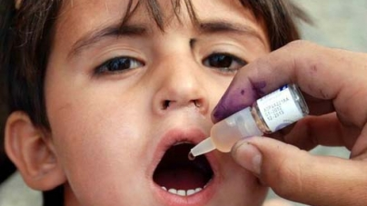 Polio Vaccination Campaign for 850,000 Children Launched in Balochistan