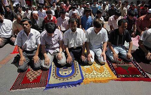 China restricts Ramazan