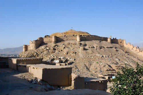 Bala Hissar Castle