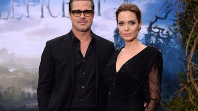 Hollywood Couple Angelina Jolie and Brad Pitt Tie The Knot