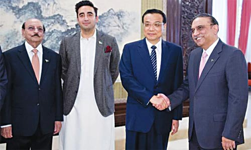 Chinese President to Visit Pakistan Next Month