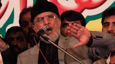 Imran Khan , Tahirul Qadri Deny Contacting Army