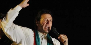 Imran Khan Calls For Civil Disobedience