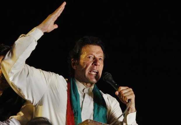 Imran Khan Calls For Civil Disobedience