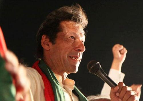 Imran Vows to Lead March into Islamabad's Red Zone