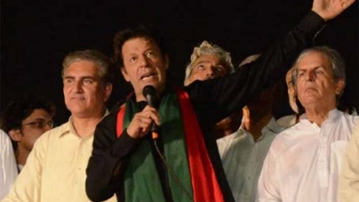 Imran Khan Lays Out 6-Point Charter Of Demands