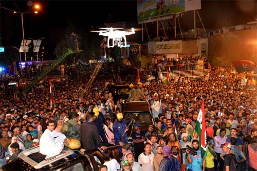 Democracy, Constitution Have Become 'Dysfunctional': Qadri
