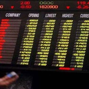 Karachi Stock Exchange Extends Losing Streak