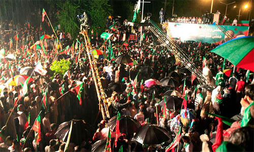 Govt, PTI Back to Square One