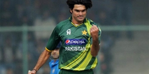 Mohammad Irfan Replaces Junaid Khan For ODIs