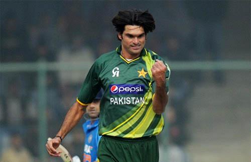 Mohammad irfan cricketer