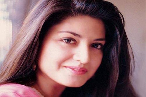 Nazia Hassan pakistani singer