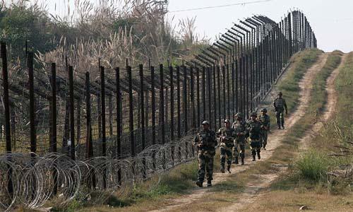 Pakistani Civilian Injured in Cross Border Firing