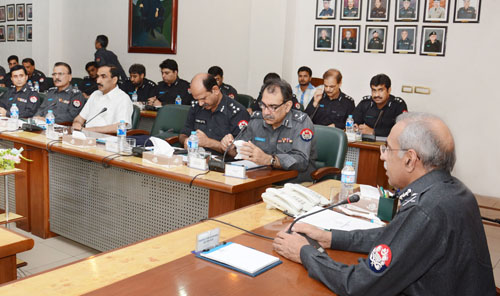 Police Prepare Contingency Plan to Deal With Azadi March
