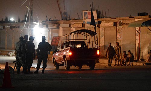 Quetta Airbases Secured As Forces Kill 10 Terrorists