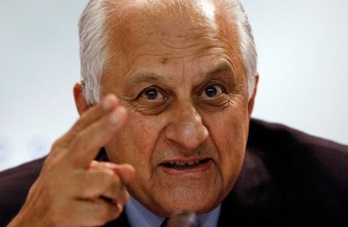 Shaharyar Khan New PCB Chairman