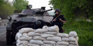 568 Ukrainian Troops Killed in Offensive Against Rebels