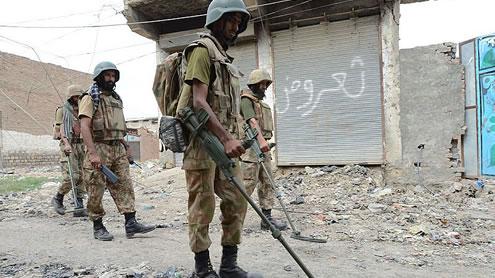Zarb-e-Azb updates: Seven Uzbek Terrorists Killed in N Waziristan