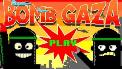 "Google Pulls Game Called ""Bomb Gaza"