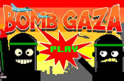 "Google Pulls Game Called ""Bomb Gaza"