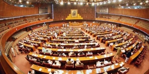 National Assembly Passes Resolution Rejecting PTI, PAT's Demands'