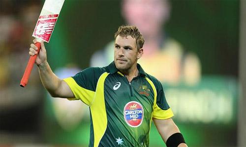 Aaron Finch Australia T20 Captain