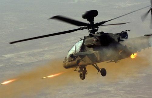 Army kills terrorists