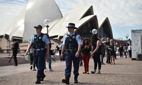 Australian Muslims terror attacks