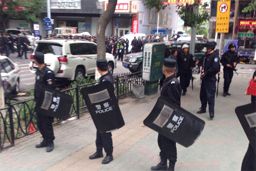 Blasts in China's Xinjiang Kill two, Injure 'Many': Government