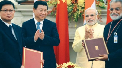 China to Invest $20 Billion in India