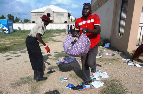 attack on Nigeria
